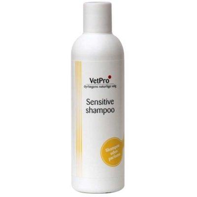 VetPro sensitiv shampoo til hunde og katte