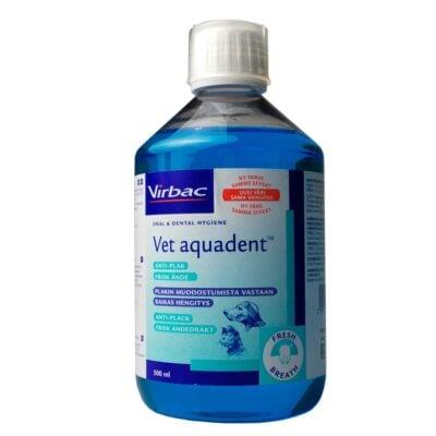 Vet Aquadent Anti-plak opløsning - 500ml