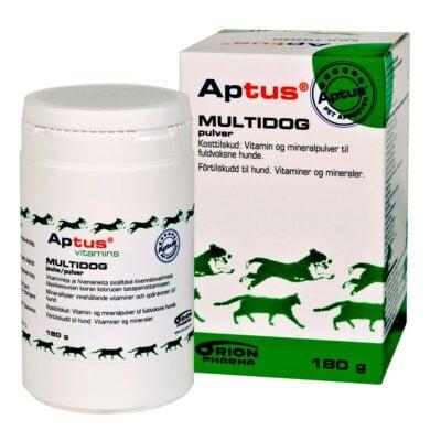 Aptus Multidog kosttilskud 150 stk tabl.