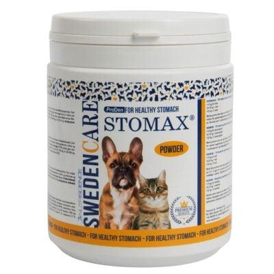 Biopet Stomax diætisk fodertilskud 200g