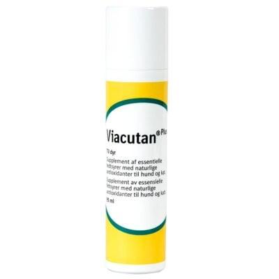 Dyrlægens Viacutan Plus olie med Omega 6 & Omega 3 for hud og pels
