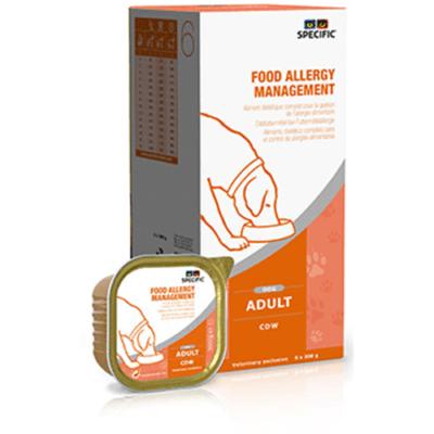 CDW Dyrlægens allergi diæt - food allergy management