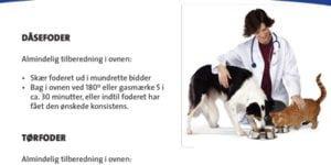 Hjemmelavede godbidder til hunde