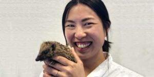 Veterinærsygehjælper Momoko