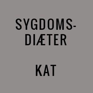 Sygdomsdiæter kat