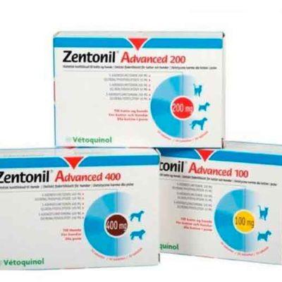 Vetoquinol Zentonil Avanceret - 200g til hund og kat mod leversygdomme