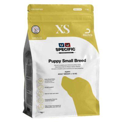 CPD-S-XS til hvalpe af små hunderacer