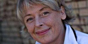 Dyrlæge Paulette Topsøe-Jensen